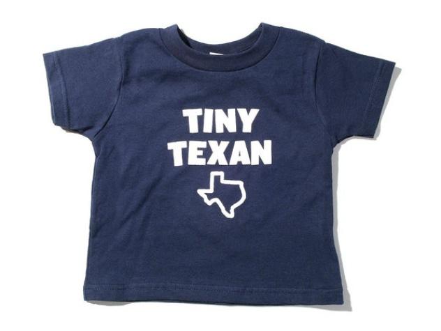Tiny Texan Tee Texas Humor