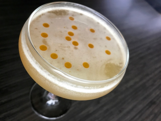Kitchen 713 Fragmented glory cocktail