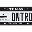 No. 7 top 10 Texas license plates 2013 ComeTakeIt-DNTRD