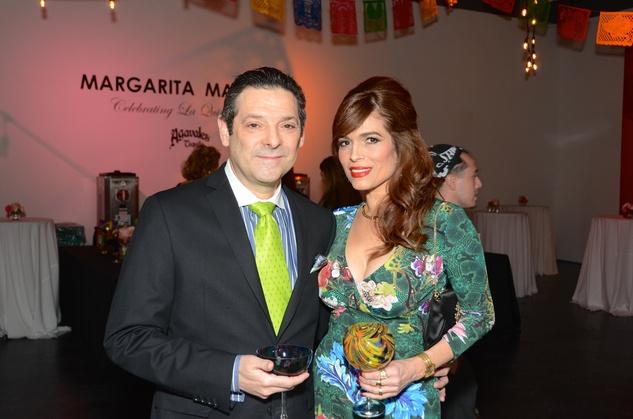 Center for Contemporary Craft, Margarita Madness, Jan. 2016, Carlos Barbieri, Karina Barbieri