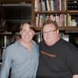 John Besh dinner at Underbelly November 2013 with Chris Shepherd