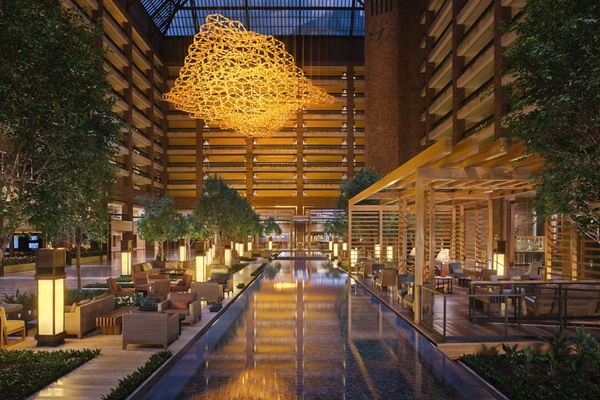 Hilton hotel in Dallas
