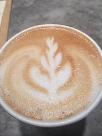 Mercantile Montrose Latte