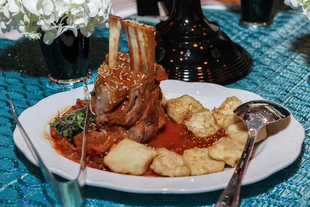 My Table Houston Culinary Awards Nara Donald Chang