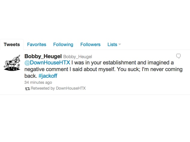 News_Bobby Heugel_tweet_Down House