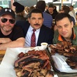 Jimmy Kimmel barbecue in Austin