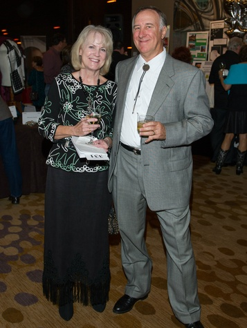Sherry and Richard Hightower