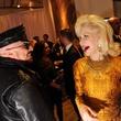 Peter Marino and Lynn Wyatt at the Tribeca Ball New York May 2014