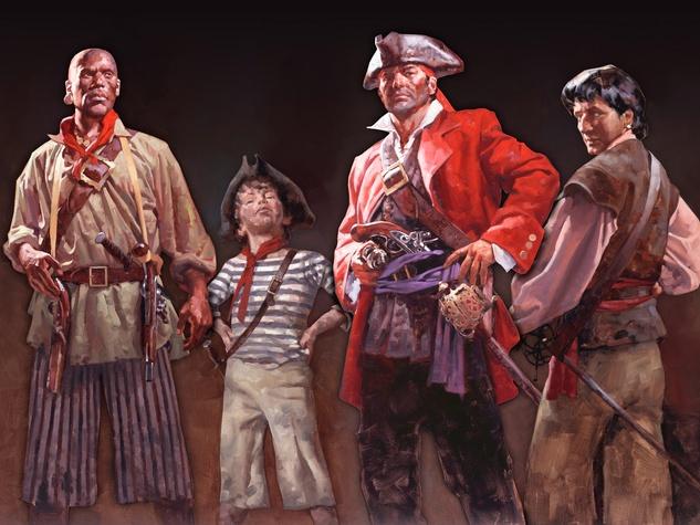 News_Real Pirates_pirates_Hendrick Quintor, John King, Captain Sam Bellamy_John Julian