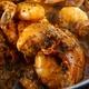 Big Al's gourmet Canjun sauce seasoning February 2014 shrimp