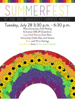 Summerfest at The Rice University