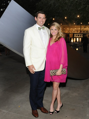 Affair of the Art co-chairs Seth and Susannah Bame