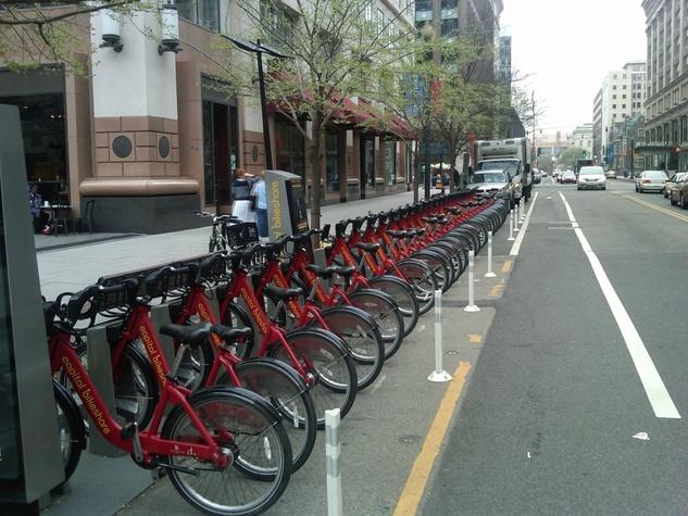 Bike Share D.C.
