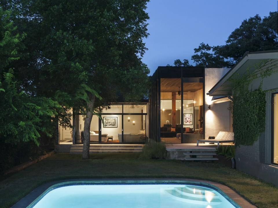 AIA Austin Homes Tour 2015 Hugh Jefferson Randolph Architects exterior