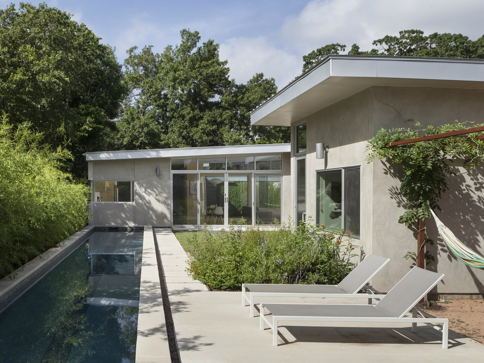 AIA Austin Homes Tour 2015 KRDB LLC exterior