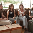 Houston Young Professionals, launch party, June 2012, NAME, Shima Moradi, Maria Fernanda Albuja, Ainash Bekesheva