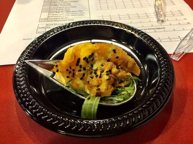 Davis St Rodeo Best Bites Thai shrimp