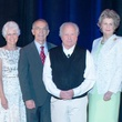 Menninger Luncheon, May 2015, Kathy and Dr. C. Edward Coffey, Richard Dreyfuss, Letty Knapp