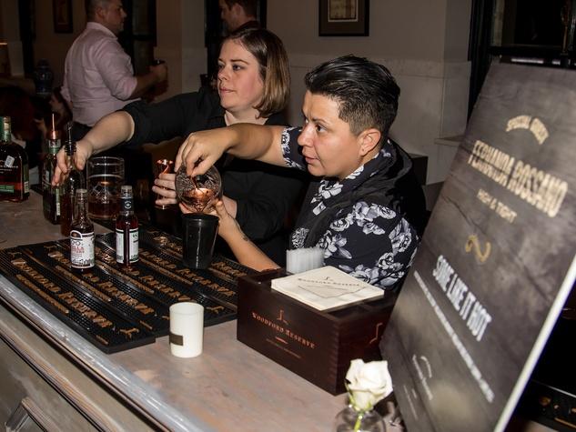Fernanda Rossono, High & Tight bartender
