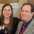 999 Rebekah and Wesley Little at the Houston Methodist Luncheon September 2014