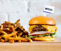 Hopdoddy Burger Bar Impossible Burger