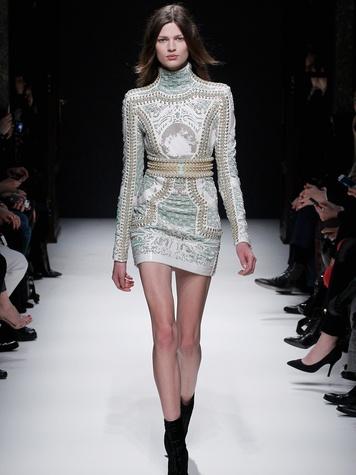News_Lindley_Paris Fashion Week_Balmain_April 2012