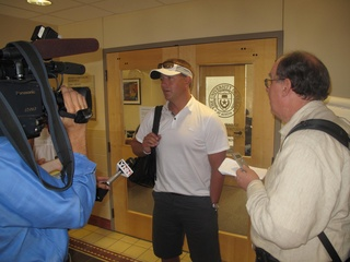 Austin Photo: News_Kevin_Longhorn Network_Herbstreit_August 2011
