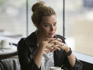Margot Robbie in Focus