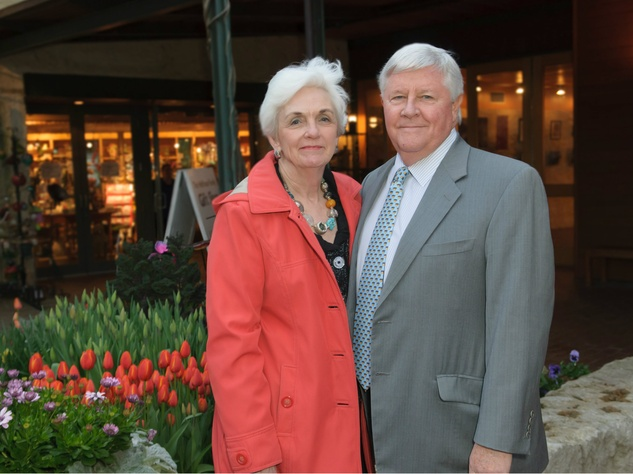 Suzanne and Buddy Nash, Spring Dinner Event