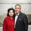 7 Sylvia and Gordon Quan at the UH Downtown 40th anniversary gala January 2015
