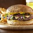 Snuffer's ghost pepper cheeseburger