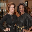 21. Roseann Rogers, left, and Jacquie Baly at Little Black Dress designer kickoff party and fashion show
