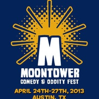 Moontower Comedy Festival 2013 logo