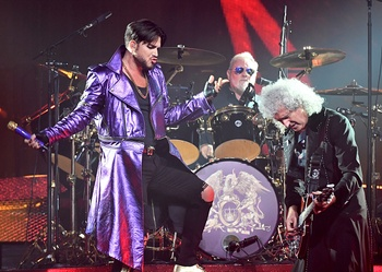 Queen and Adam Lambert bring Bohemian Rhapsody to Houston for new tour