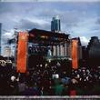 Fun Fun Fest Polaroid Experience 2013 in Austin Orange Stage