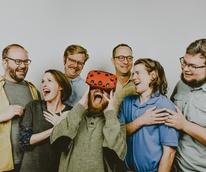 Victrola Austin comedy podcast