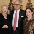 Mary Brinegar, Bob White, Dr. Ann Stuart