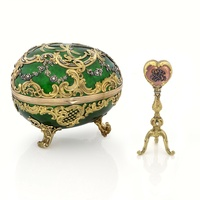 Nancy, Faberge, The 1902 Kelch Rocaille Egg, February 2013