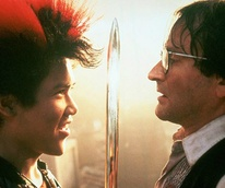 Hook Movie 1991 Robin Williams Rufio