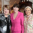 Cora Sue Mach, Shelby Hodge, Joanne Crassas, Crohn's & Colitis luncheon, March 2014