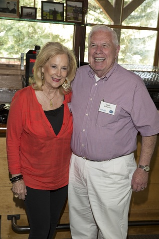 Houston Methodist in Aspen, July 2015, Mary Ann and David McKeithan