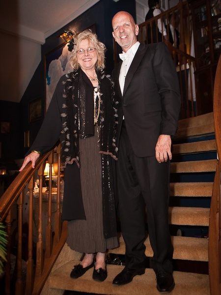 News_Mark Hanna_Titanic dinner_April 2012_Elouise Cooper_Clifford Pugh