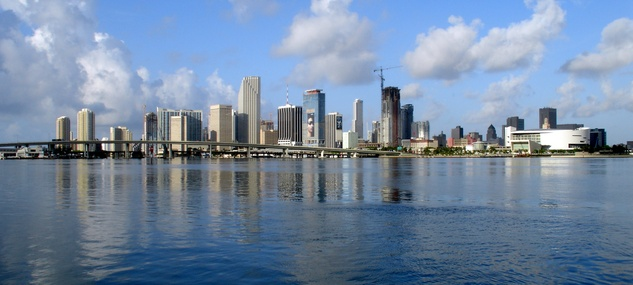 News, Shelby, Miami Skyline, February 2015