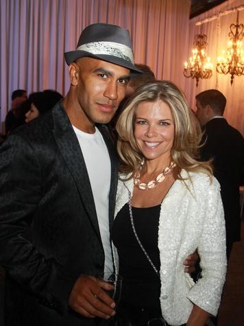 201 Bill and Stephanie Perkins at Lucinda Loya's birthday celebration February 2014
