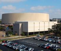 Frank Erwin Center exterior