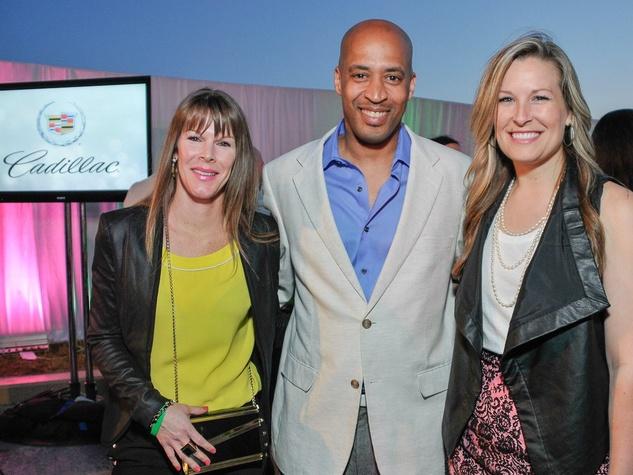 Simon Primavera Fashion Show, April 2013, Sonya Shernak, Byron Brame, Bethany Buchanan