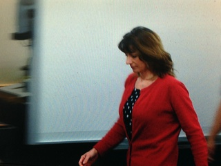 Michele Williams in court