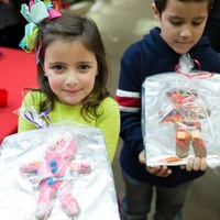 NorthPark Center presents Camp Gingerbread