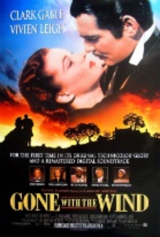 Austin photo: Event_Gone with the Wind_Poster