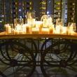 16 candles interior decor at Vallone's opening party November 2013